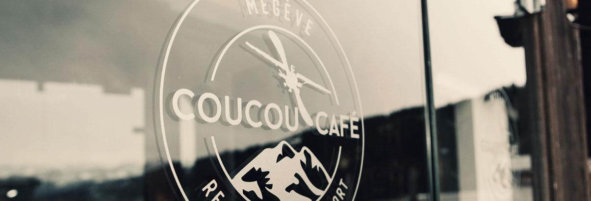Coucou Café Megève Altiport